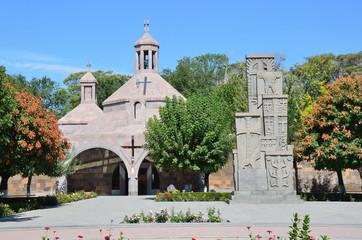 Армения, монастырь в Эчмиадзине