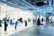 clothing fashion shop exhibition window - 72256166