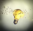 bulb explosion - 72256904