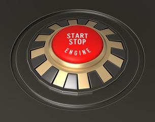 Engine Start - Stop Button