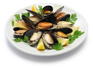 mydye dolmasi, stuffed mussels, turkish foo