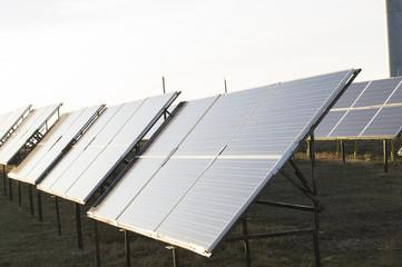 Альтернативный источник энергии. Солнечные батареи