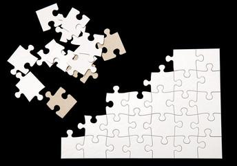 White puzzle