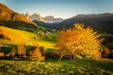 Autunno sulle Alpi