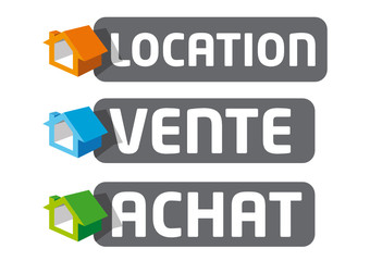 Immobilier - location - vente - achat