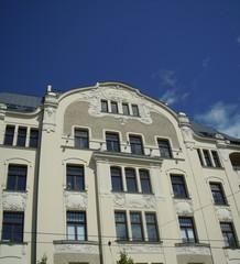 Part of building