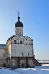 Ферапонтов Богородице-Рождественский монастырь