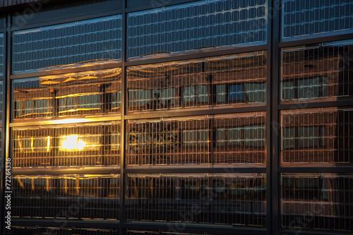 Photovoltaik-Fassade - 72264336