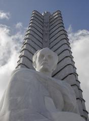Jose Marti Memorial in Havana, Cuba