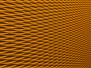 3D interior wall panel pattern