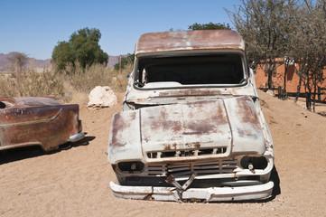 Oldtimer, Solitaire, Namibia, Afrika