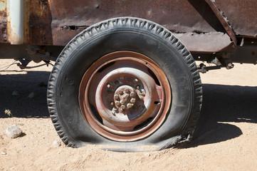 Rad, Oldtimer, Solitaire, Namibia, Afrika