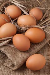 Chiken eggs
