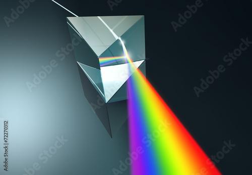 Poster Crystal Prism