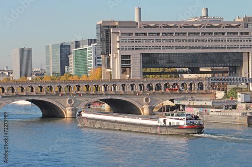 Papiers peints Pont Paris Bercy