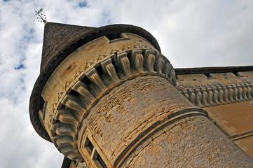 Château de Losse,  Aquitania - Francia