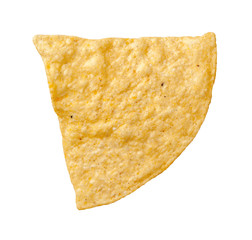 Tortilla Chip Isolated