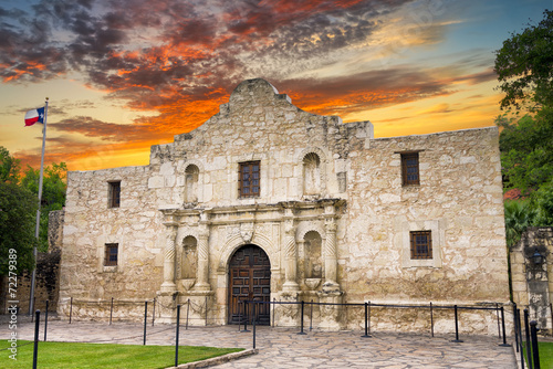 The Alamo, San Antonio, TX - 72279389