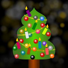 weihnachtsbaum II