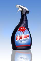 Failure cleaner