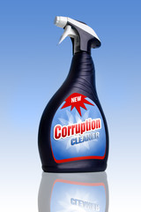 Corruption cleaner