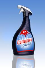 Corruption cleaner