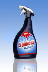 Sadness cleaner