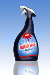 Intolerance cleaner