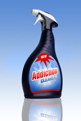 Addiction cleaner