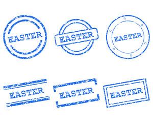 Easter Stempel