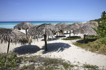 Straits of Florida in Varadero. Cuba