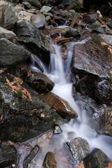 Cascading Copper Creek.