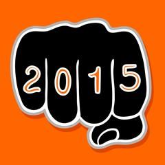 2015 hand