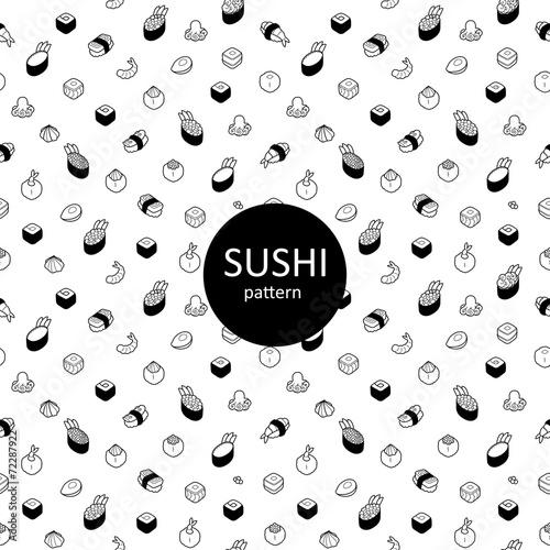 sushi_pattern - 72287922