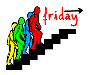 Go to friday
