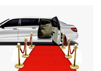 Limo Red Carpet Arrival