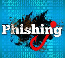 Phishing Binary Background