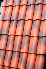 Roof tile!