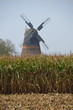 Windmuehle in der Lausitz