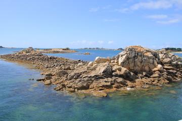 rochers bretons