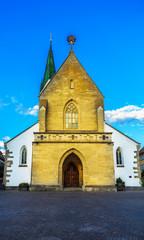 St.Johannes Baptist Kirche in Bad Saulgau