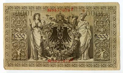 reichsbanknote 004