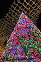 Árbol de Navidad, Felices Fiestas