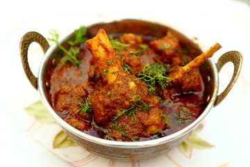 Meat Dish or Mutton Dish