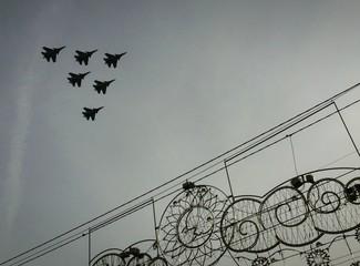 Авиашоу в Красноярске 23/10/2014