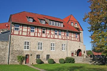 Burg Warberg am Elm (Niedersachsen)