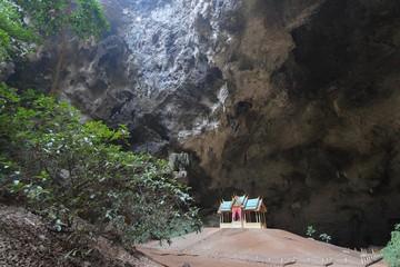 Thailand - Phraya Nakhon cave pavilion
