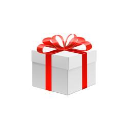 Gift. Vector