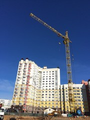construction of new homes in minsk belarus