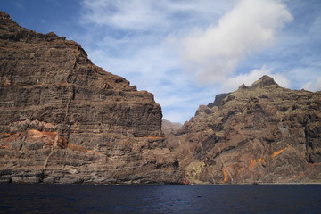 The Cliffs of Los Gigantes